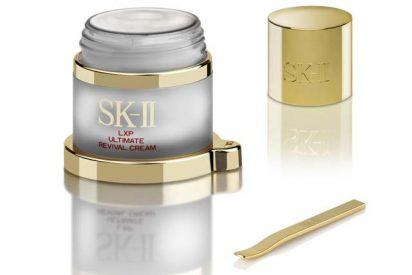 SK-II, combinación exclusiva para el cuidado facial