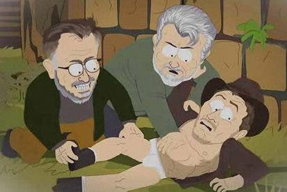 South Park: Cuando Spielberg y Lucas abusan sexualmente de Indiana Jones