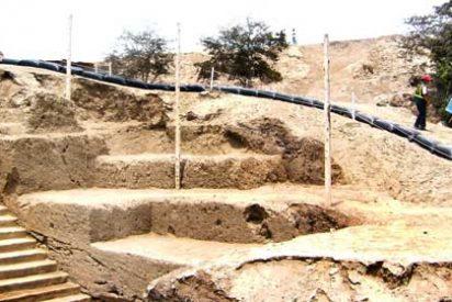 Hallan un templo de 3,000 años de antigüedad en Lambayeque