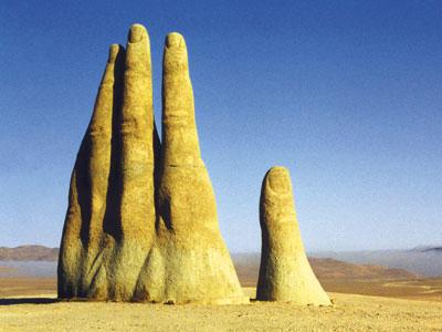 ¿Hará el calentamiento global cada vez más verdes los desiertos?