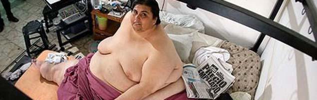 El hombre más gordo del mundo anuncia su boda en México