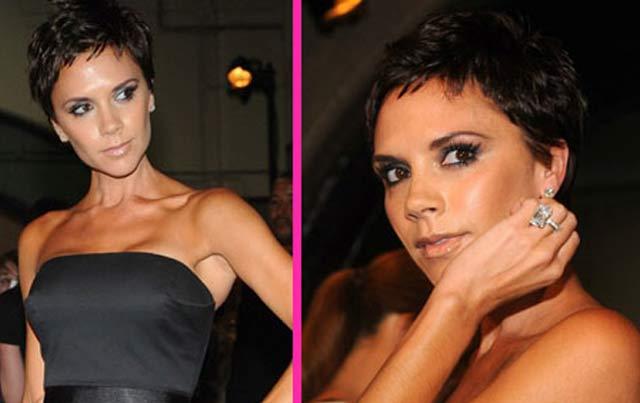 Victoria Beckham utiliza excrementos de pájaro para aclarar su piel