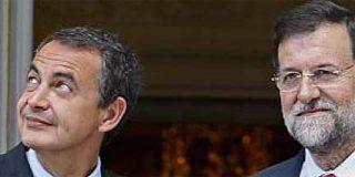 Zapatero ningunea a Rajoy