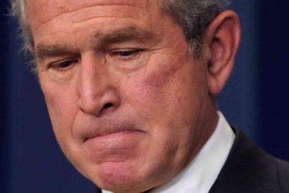 George W Bush presente en el homenaje al difunto expresidente surcoreano Roh