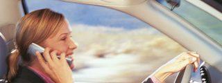 Nueva campaña de control del uso del teléfono móvil al volante