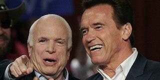 McCain recurre a Terminator