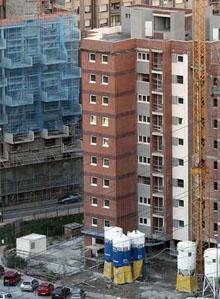 Los bancos van camino de convertirse en grandes empresas inmobiliarias