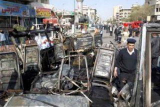 18 mujeres vinculadas a una red terroristas suicida en Irak se entregan a las autoridades