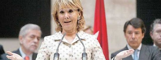 """Aguirre: """"Garzón ya ha hecho todo el daño mediático al PP"""""""