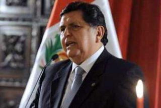 """Alan García invita a Obama a Perú y elogia su """"mensaje de cambio y esperanza"""""""