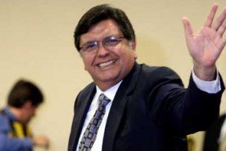 """Alan García afirma que Perú """"no recibe órdenes ni presiones de nadie"""""""