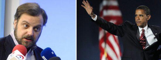 """Arístegui: """"Ya le gustaría a ZP tener la sensatez, el equilibrio, la prudencia y los equipos de Obama"""""""