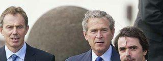 Bush premia a sus principales aliados internacionales e ignora a su amigo Aznar