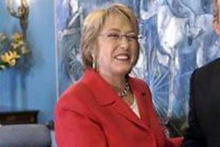 Bachelet da por superado el incidente por una declaración del jefe del Ejército peruano