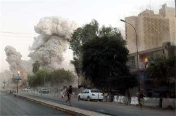 25 muertos y 48 heridos tras el doble atentado en un barrio céntrico de Bagdad