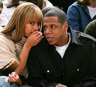 Beyonce y su marido, los más ricos de Hollywood