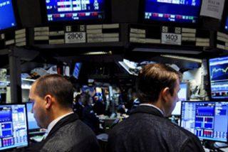 La Bolsa pierde la cota de los 8.000 puntos lastrada por la banca