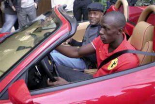 Bolt ficha por Ferrari
