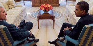 Obama urge a Bush a acudir en ayuda de la industria automovilística