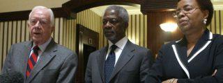Mugabe impide la entrada de Carter y Annan a Zimbabue