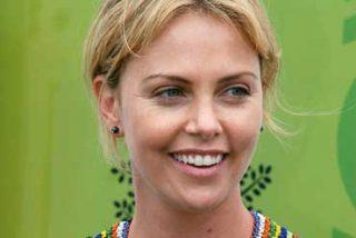 Charlize Theron mensajera de la paz