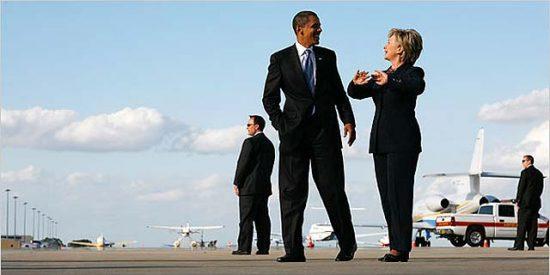 Hillary Clinton acepta ser la secretaria de Estado de Obama
