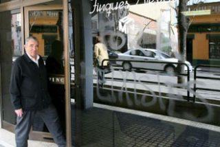 La Generalitat multó a 83 comercios por no rotular en catalán en 2007