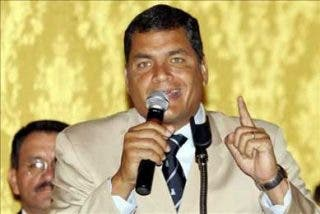 Correa no ve avances en algunos acuerdos suscritos con otros países