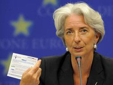 Los ministros de Economía de la UE esperan una bajada de tipos para frenar la crisis galopante