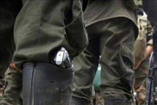 Ejército de Ecuador encuentra un campamento de un grupo paramilitar colombiano