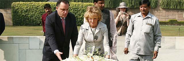 Aguirre sobrevive al tiroteo y los bombazos en el hotel de Bombay donde se registraba