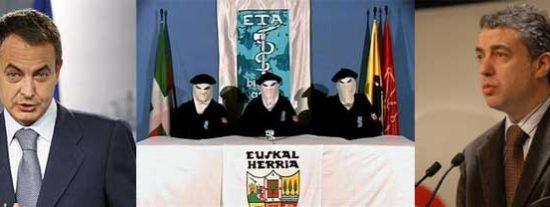 El Gobierno vuelve a las andadas con ETA