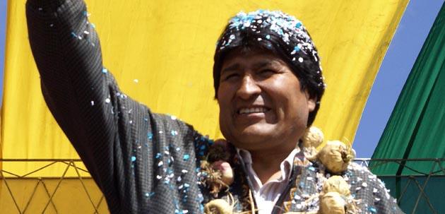 Morales quiere implantar en Bolivia una reforma agraria inspirada en Lenin