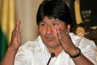 Evo echa a la DEA de Bolivia, pero le pide que siga cooperando en la lucha antidrogas