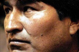 Morales suspende las operaciones de la DEA en Bolivia