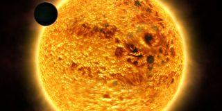 Un científico obtiene las primeras fotografía óptica de un exoplaneta