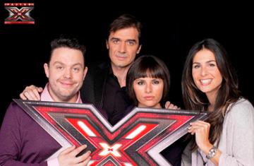 Los temas de los cinco finalistas de Factor X