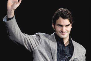 Federer, Murray y Roddick en el mismo grupo