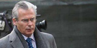 La Audiencia declara a Garzón no competente para investigar los crímenes del franquismo