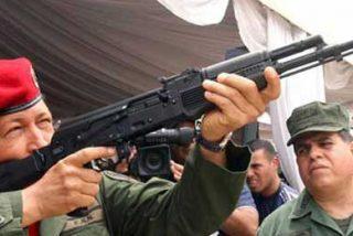 """Hugo Chávez: """"¿Porqué la Corte Penal Internacional no ordena la captura de Bush?"""""""
