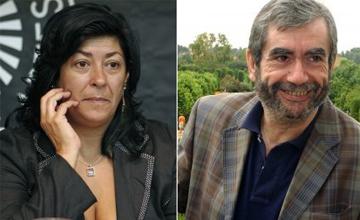 """Muñoz Molina pone en la picota en El País a Almudena Grandes por su """"chiste"""" sobre la madre Maravillas"""
