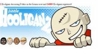 Un juego en internet invita a los niños a convertirse en violentos hooligans