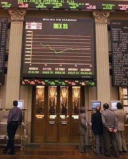 El Ibex 35 abre con una subida del 1,8%, hasta 9.500 puntos