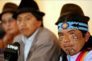 """Correa acusa a un movimiento indígena ecuatoriano de haber """"perdido la brújula"""""""