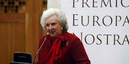 """Infanta Pilar: """"España se libró de que yo fuera Reina"""""""