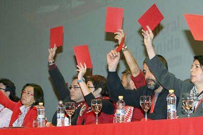 Termina la Asamblea Federal de IU sin acuerdo sobre el sucesor de Llamazares