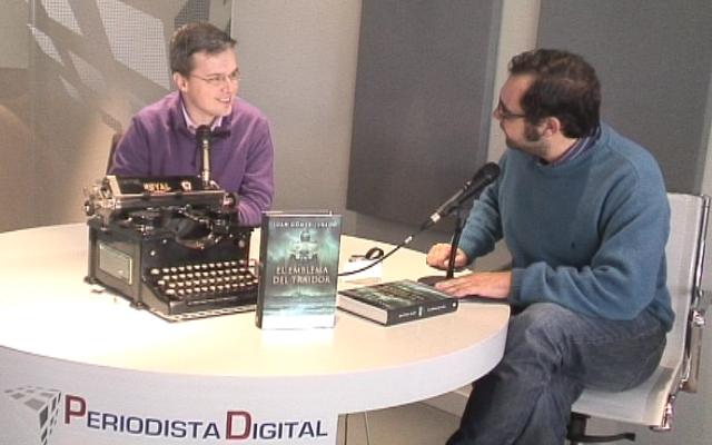 """Juan Gómez Jurado: """"Los judíos culparon a los franceses de la segunda guerra mundial"""""""