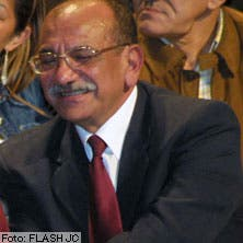 El gobernador de Sucre se enfrenta a Chávez