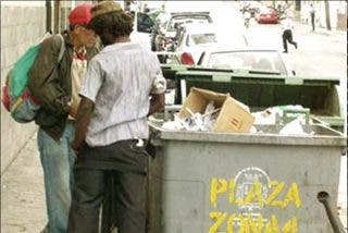Casi el 20% de los españoles, por debajo del umbral de pobreza
