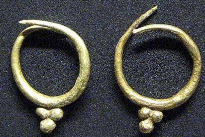 Unos pendientes de hace 2.300 años